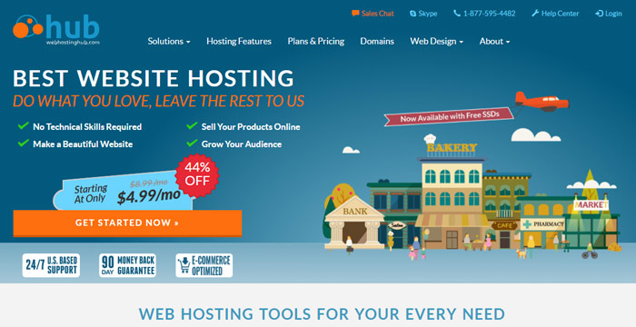 WebHostingHub Similar to Bluehost