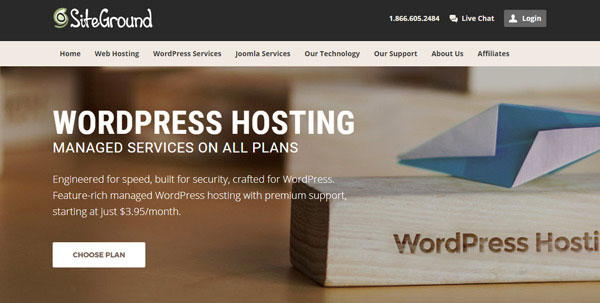 SiteGround namecheap web hosting alternatives 2018