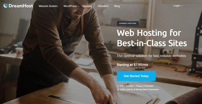 dreamhost best hostgator alternative