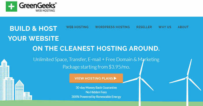 greengeeks website like hostgator