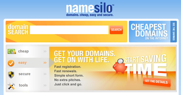 namesilo best namecheap alternative